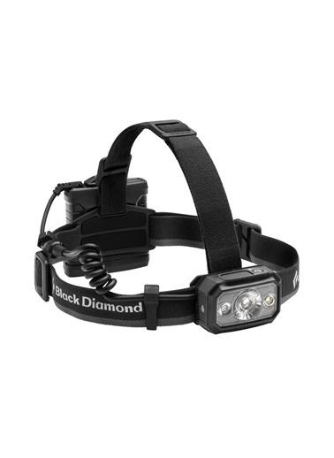 Black Diamond Icon 700 Headlamp Outdoor Kafa Lambası Koyu Grı Gri